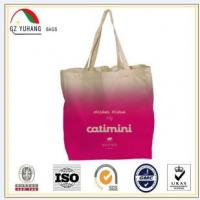 Buy cheap Canvas Promotion Bag from wholesalers