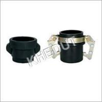 Buy cheap HDPE Sprinkler Pipe coupler set from wholesalers