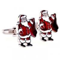 Buy cheap Christmas cufflinks HL0770120 from wholesalers