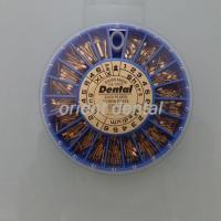 Buy cheap Dental Gold Plated Screw Posts from wholesalers