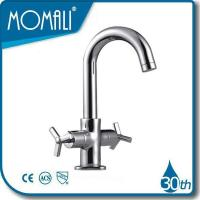 Buy cheap Basin Faucets 2 handle kitchen faucet repair M54040-855C from wholesalers