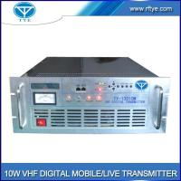 Buy cheap 10W VHF Digital Mobile/Live Transmitter product