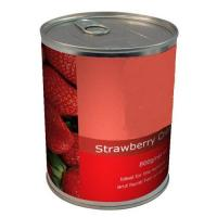 Buy cheap 800g Metal Tin Strawberry Wax from wholesalers