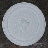 Buy cheap Hot Sale Hand Painted/European Style PU Ceiling Medallions from wholesalers