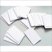 Buy cheap Inkjet PVC Cards from wholesalers