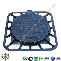 Buy cheap MC-03 EN 124 D400 Ductile Iron Manhole Cover from wholesalers