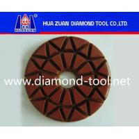 Buy cheap Diamond Floor Grinder Polishiing Pads For Concrete from wholesalers