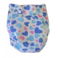 Buy cheap Nonwoven fabric Anti Leak Comfortable Cloth Baby diaper from wholesalers