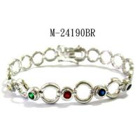 Buy cheap Hematite Plating Rings BRACELET M-24190BR from wholesalers