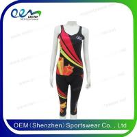 Buy cheap cheer dance wear with leggings from wholesalers