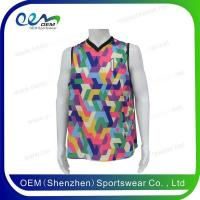 Buy cheap Sublimated basketball uniforms 2016 from wholesalers