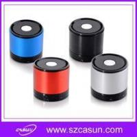 Buy cheap Promotional new mini speaker, wireless bluetooth speaker for mobile phone from wholesalers