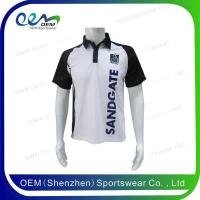Buy cheap Polo OEM service new design mens polo tshirts from wholesalers