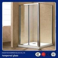 China 10mm thickness bathroom shower door,bathroom glass shower door, frameless shower door on sale