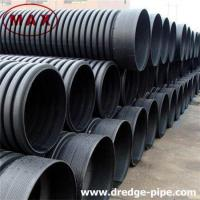 Buy cheap Double Wall HDPE Pipe, HDPE Drainage Pipe from wholesalers