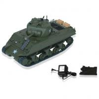 Buy cheap TT-38411:30 RC TANK-M4 With MP4 Battle Toy from wholesalers