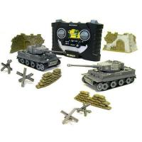 Buy cheap TT-38401:70 Infrared RC Battle Tank RC Mini Tank from wholesalers