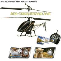 Buy cheap TH-10387522.4G 4CH 57cm Long Video Streaming Helicopter-SKY SPY from wholesalers