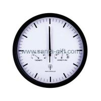 Buy cheap 14 inch radio controlled wall clock from wholesalers