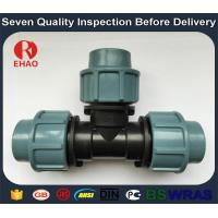 Buy cheap 20x20x20mm Excellent quality promotional hdpe equal tee for pipe connection product
