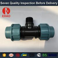 """Buy cheap 20 1/2""""x20 Bottom price antique pp male tee thread hose and fittings product"""