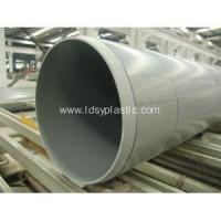 Buy cheap Abrasion Resistance UPVC Pipe product