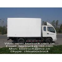 Buy cheap FRP honeycomb truck body from wholesalers