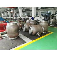 Buy cheap Gear Type Fully Welded Ball Valve from wholesalers