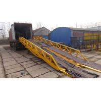 Buy cheap Warehouse Loading Dock Leveler and Dock Rampwarehouse loading dock leveler and dock ramp from wholesalers