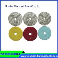 Buy cheap 3 Step Stone Diamond Wet and Dry Polishing Pads product