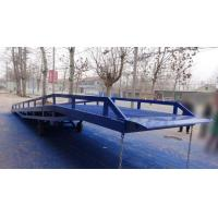 Buy cheap Arched Steel Folding Ramp, KD Type from wholesalers