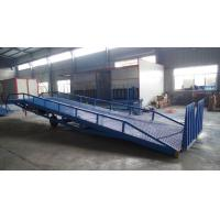 Buy cheap CE-Approved Hydraulic Loading Dock Steel Car Ramp from wholesalers