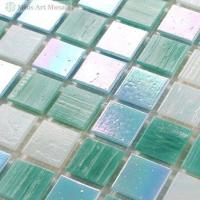 Buy cheap Kitchen mosaic tiles glass bathroom tiles SP46 from wholesalers