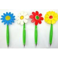 Buy cheap Cheap promotional flower plastic ball pens from wholesalers