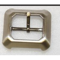 Buy cheap zinc alloy pin buckle for women belt from wholesalers
