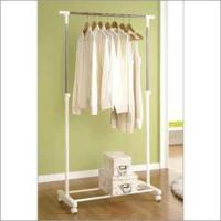 Buy cheap Double Rolling Clothing Racks from wholesalers