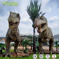 Buy cheap New Dinosaur King Replica Robot Dinosaur T Rex For Sale from wholesalers