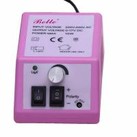 Buy cheap Belle Portable Professional Manicure Pedicure Electric Drill Nail Pen Machine Set Kit,Pink from wholesalers