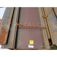 Buy cheap H beam steel JIS3106 SM490A, B, C I BEAM STEEL from wholesalers