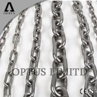 Buy cheap Galvanized chain,G30,G43,G70 from wholesalers
