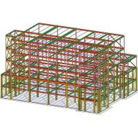 Buy cheap Steel Frame High-Rise Aircraft Hangar from wholesalers