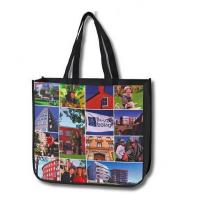 Buy cheap YLA5101 2016 New Fabric Shopping Bag LN002 laminated bag with rounder corner from wholesalers