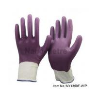 Buy cheap Foam Nitrile Coating Glove-NY1359F from wholesalers