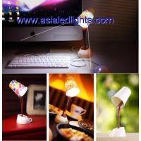 Buy cheap USB DIY 8 LED Coffee Cup Mug Lamp Light Energy Saving Room Table Decoration Gift from wholesalers