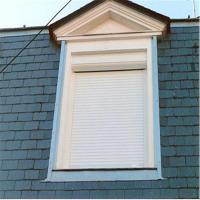 Buy cheap fashionable design aluminum rolling shutter house window louvers from wholesalers