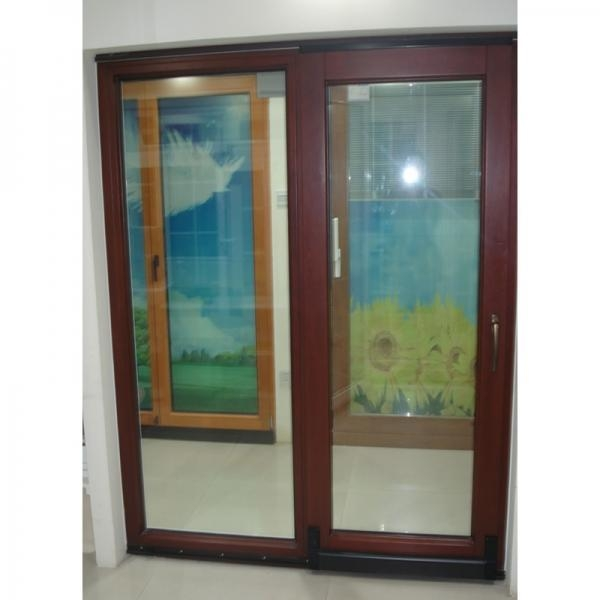 Buy cheap Tempered glass tilt and sliding front doors from wholesalers