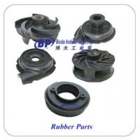 Buy cheap Slurry Pump Rubber Lined Wet End Parts from wholesalers