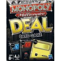 Buy cheap Monopoly Millionaire Deal Card Game from wholesalers