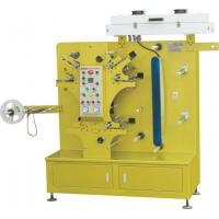 Buy cheap JINGDA Brand Care Label Flexographic Printing Machine (4 Colors+2 Colors) from wholesalers
