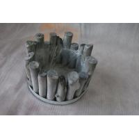 Buy cheap 100% Handmade cheap round wooden candle holder for sale from wholesalers